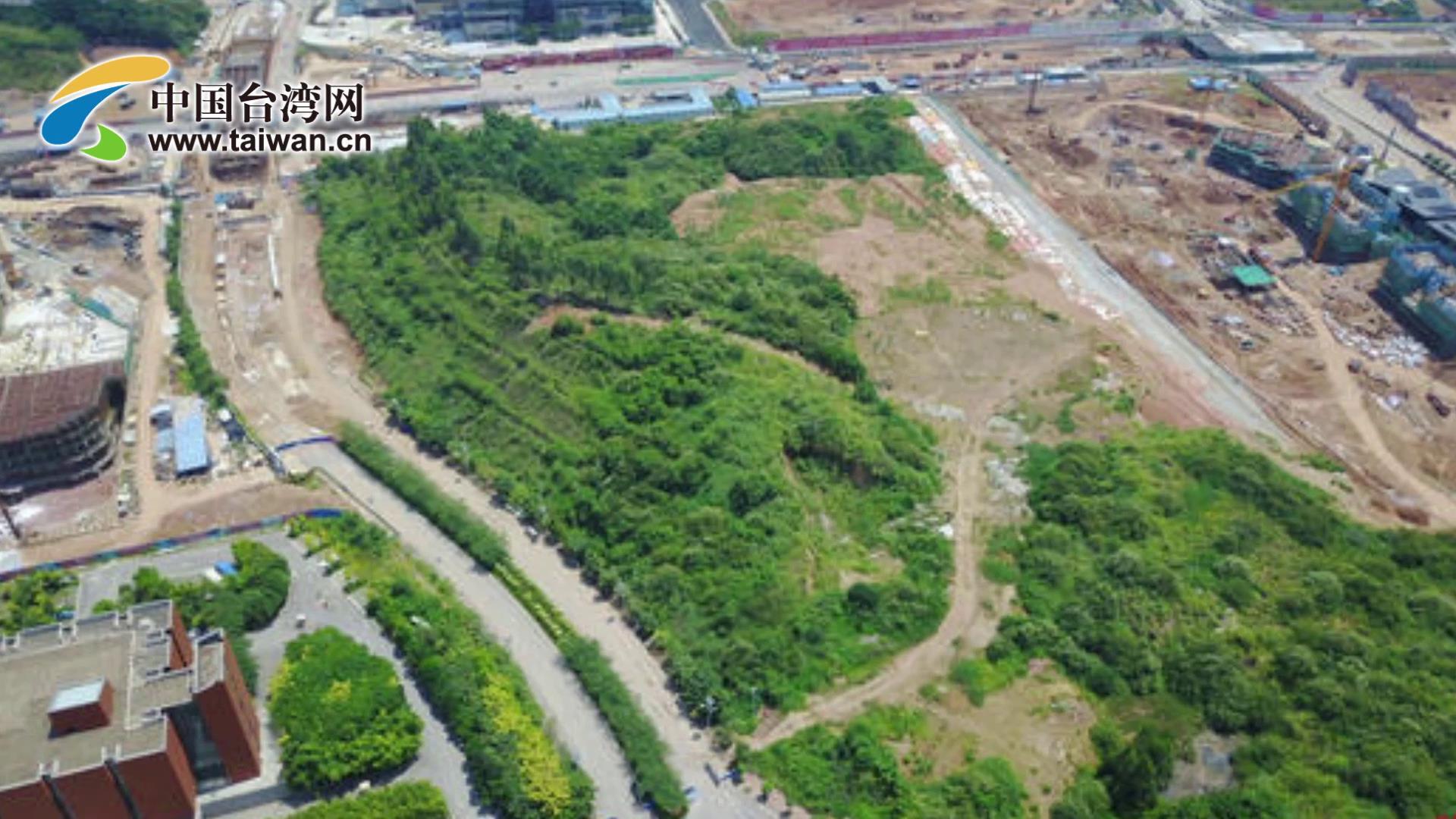 南寧五象新區崛起打造生態宜居新城圖片