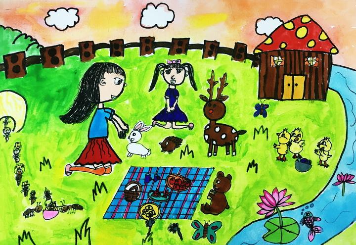 莊娜《我的鄰居小夥伴》-8歲-廣東.jpg