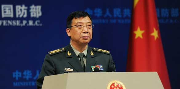 國防部:美方須以實際行動維護兩岸關係和平發展