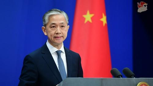 外交部:中方堅決反對任何建交國與臺灣進行任何形式的官方交往