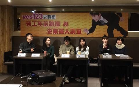 """調查顯示臺灣二成上班族選擇年前""""裸辭"""""""