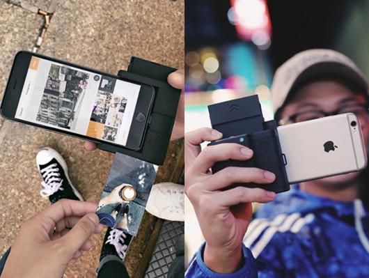 手機就是拍立得 Prynt Pocket可衝照片可拍動圖分享視頻