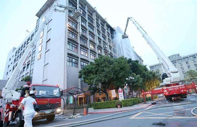 惡火燒出臺灣長照問題 7年8養護中心大火36死183傷