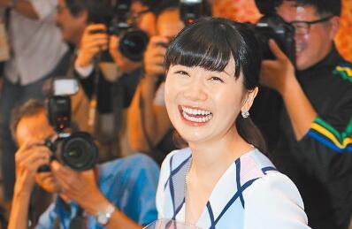 愛哭蟲在臺灣生活很幸福 福原愛宣佈退休