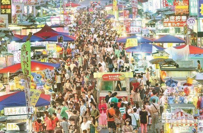 臺灣中南部觀光景氣回升 陸客來臺人次創2017年以來新高