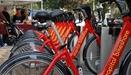 """華盛頓颳起""""紅色旋風"""" 感受共用單車的美式風情"""