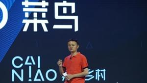 馬雲提出每天10億快遞小目標:快遞公司必須聯合起來.jpg