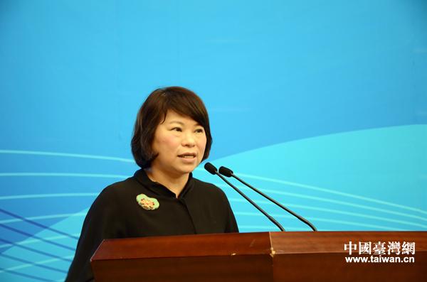 中華臺北特奧會理事長、國民黨原副主席黃敏惠