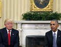 Obama, Trump hold wide-ranging conversation during first post-election meeting