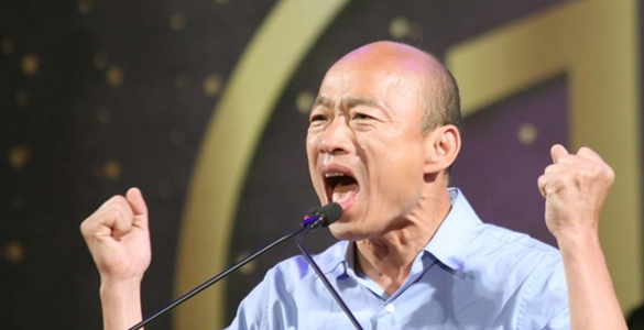 臺親綠媒體人爆料:民進黨就是要全面撲殺韓國瑜