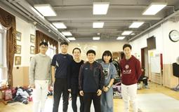 從不同角度看北京-北京市高校擊劍賽