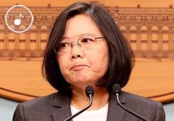 早安海峽:臺勞動力人口對蔡施政最不滿意