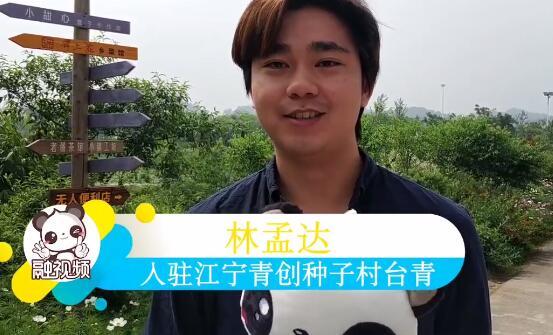 臺青 林孟達:南京是一座溫暖的城市