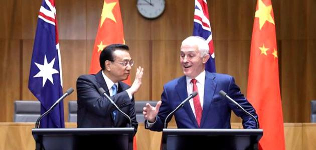 李克強用哪把鑰匙打開了澳大利亞大門