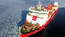 中國的南極事業