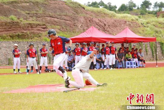 海峽兩岸棒球文化節:棒球在連城價值連城