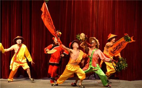 福建省晉江市(安海)第七屆兩岸端午民俗旅遊文化節舉辦