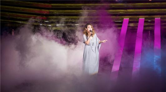 6月18日晚,第九屆海峽影視季光影航程頒獎典禮在福建廈門小白鷺藝術中心舉行,《一……