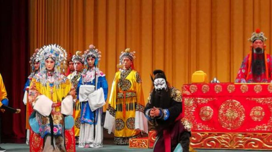 北京除了京劇,曲劇也別有風采