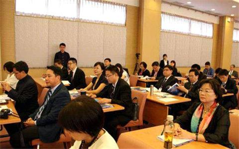 第四屆京臺高等教育研討會在臺舉辦 傳承中華傳統文化