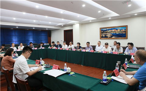 重慶市政協副主席張玲赴市臺辦調研對臺工作