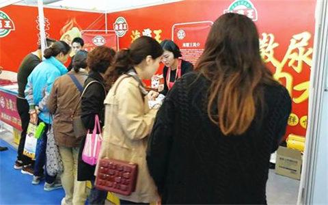 汕頭臺資企業海霸王亮相大陸臺資企業展銷會