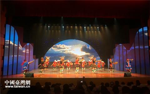 桂花香兩岸,中華一家親——2018年桂臺民族文化交流聯誼晚會在廣西南寧舉行