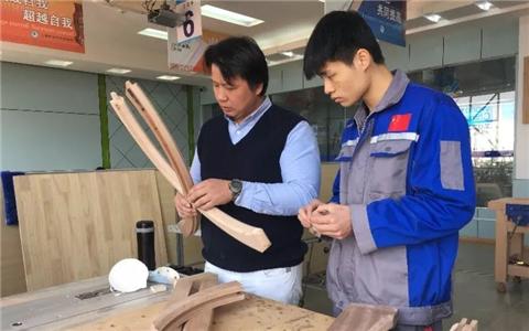 """臺胞首次入圍上海""""閔行當代工匠"""""""