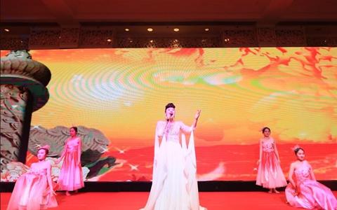 在漢臺商臺胞共慶新春——把握新機遇 與武漢榮辱與共