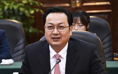 雲南省臺商新春聯誼會在昆舉行