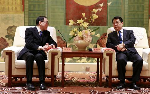 2019年臺博會合作備忘錄簽約儀式在津舉行