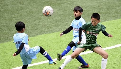 2017年海峽兩岸青少年足球邀請賽開賽