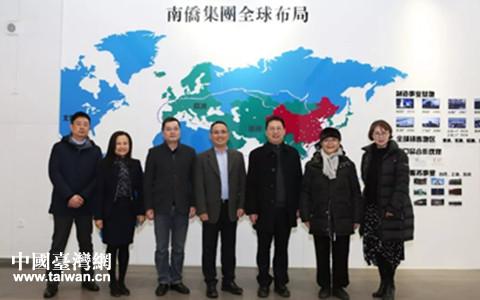 武漢市臺辦赴滬招商引資 邀臺企參與長江經濟帶發展