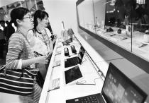 圖:臺灣名企産品亮相中國-東盟博覽會