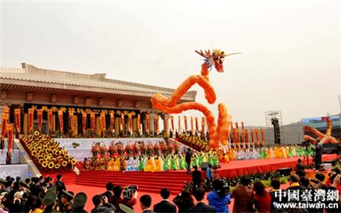 戊戌(2018)年清明公祭軒轅黃帝典禮將於4月5日舉行