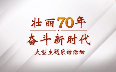 《壯麗70年奮鬥新時代》宣傳片