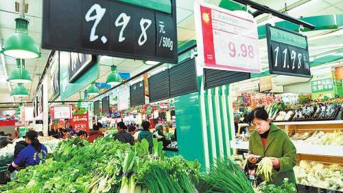 2020年12月雲南省CPI同比上漲0.2%