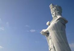 臺灣23家媽祖宮廟聯合進香首發團赴湄洲祖廟朝聖