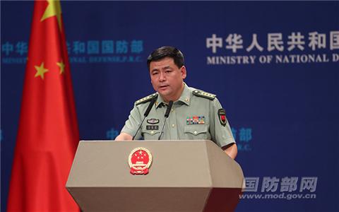 國防部:以臺制華註定徒勞 敦促美方慎重處理涉臺問題