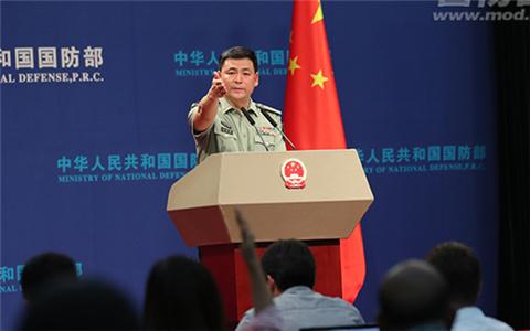 國防部:海軍艦艇航經臺灣海峽屬正常安排 不必過度解讀