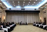 湖南省長許達哲會見參加第十三屆湘臺會的臺灣嘉賓