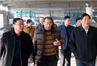 廣西臺辦主任李東興赴梧州走訪慰問臺資企業
