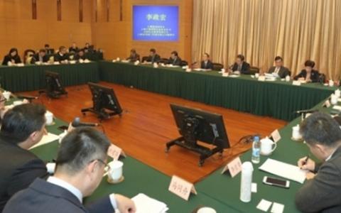 上海臺商在上海市政協專題座談會上建言獻策