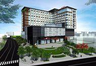 大陸游客銳減觀光産業雪崩 臺南六福莊新旅館停建