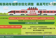 7月1日起鐵路部門將實施第二階段列車運作圖