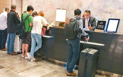 """1台""""交通部""""宣佈將針對旅館、遊樂業減免地價稅和房屋稅。(圖片來源:臺灣《聯合報》)_副本.jpg"""
