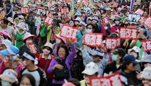 """""""正義""""了一年的臺灣,收穫了什麼?"""