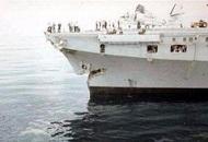 美國軍艦竟然又撞船了 這次撞上日本拖船