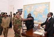 傳奇謝幕! 穆加貝辭去辛巴威總統職務