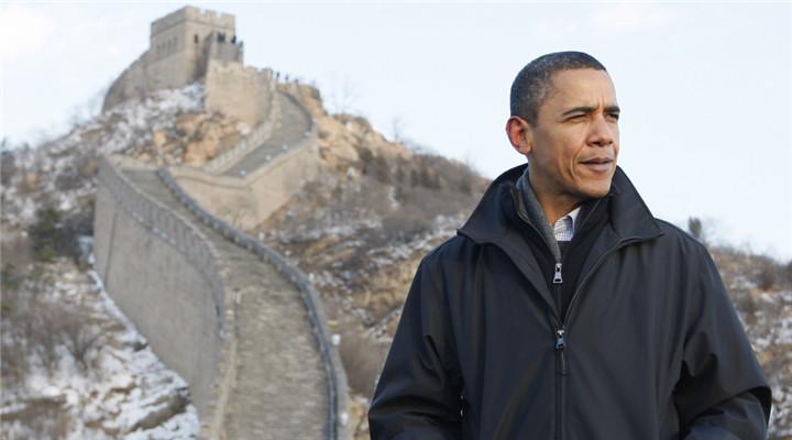特朗普即將訪華 前幾任美國總統夫婦中國行
